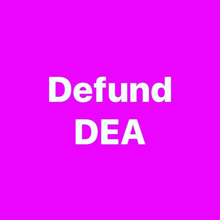 Defund DEA