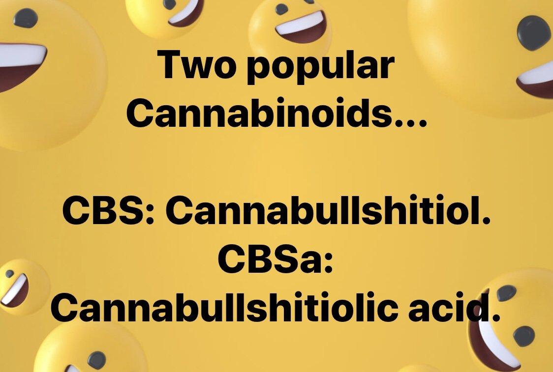 Two Popular Cannabinoids