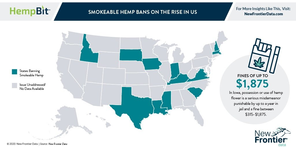 CBD Smokable Hemp Impact: 10% Fewer Drugs Prescribed
