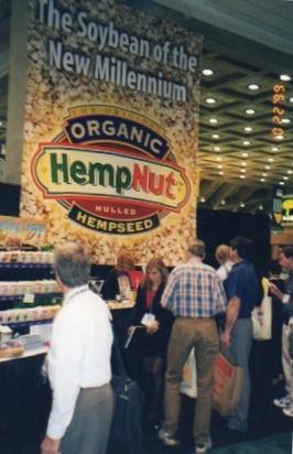1996: The Hemp Salon