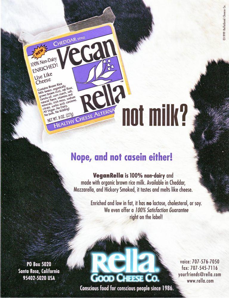 1999: HempNut Funds Largest Hemp Food Ad Campaign Ever
